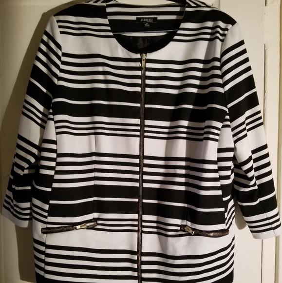 5d75a90c0f815 Elementz Jackets   Blazers - Plus size ladies jacket